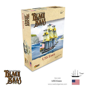 USS Essex - Game State Store