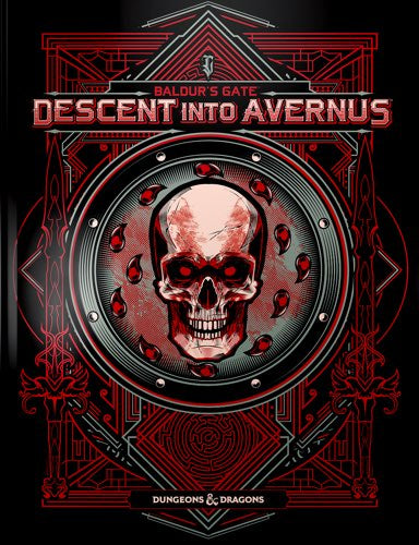 D&D BG Descent into Avernus Alt Cover - Game State Store