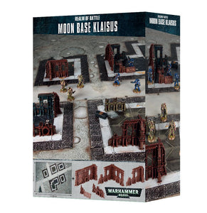 REALM OF BATTLE: MOON BASE KLAISUS - Game State Store