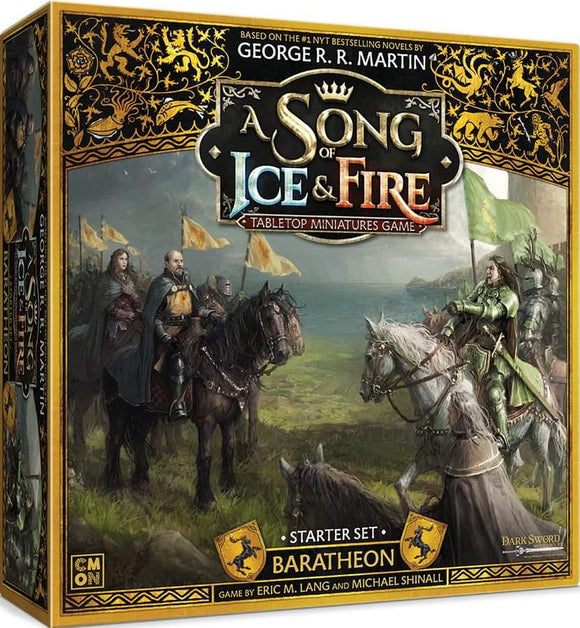SIF: Baratheon Starter Set (Release 1 Nov 19) - Game State Store