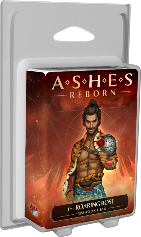 Ashes Reborn The Roaring Rose Expansion Deck