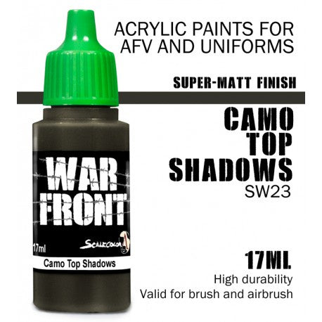 SW SS CAMO TOP SHADOWS 17 mL - Game State Store