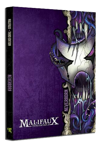 Neverborn Faction Book - M3e Malifaux 3rd Edition - Game State Store
