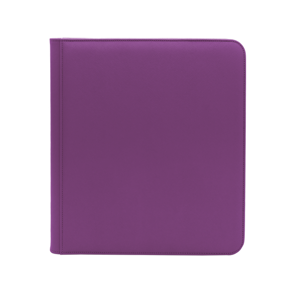 Dex Zipper Binder 12 - Purple