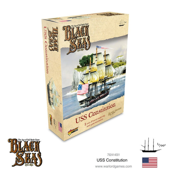 USS Constitution - Game State Store