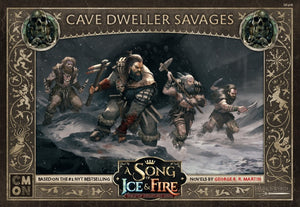 SIF: Cave Dweller Savages - Game State Store