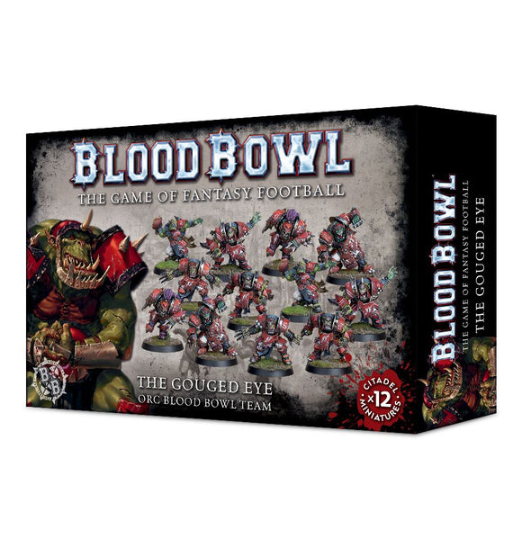THE GOUGED EYE ORC BLOOD BOWL TEAM - Game State Store