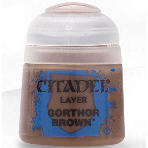LAYER: GORTHOR BROWN - Game State Store