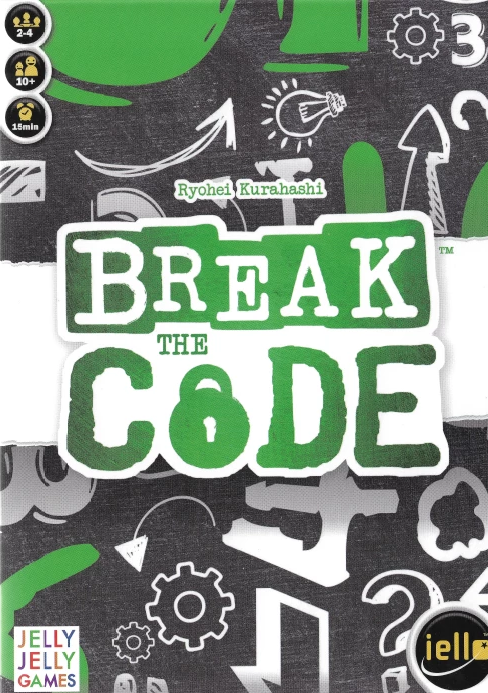iello Break the Code - Game State Store