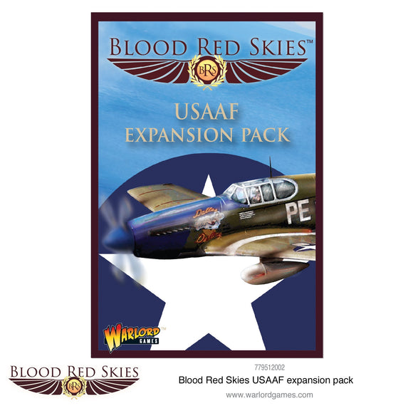 Blood Red Skies USAAF Expansion Pack - Game State Store