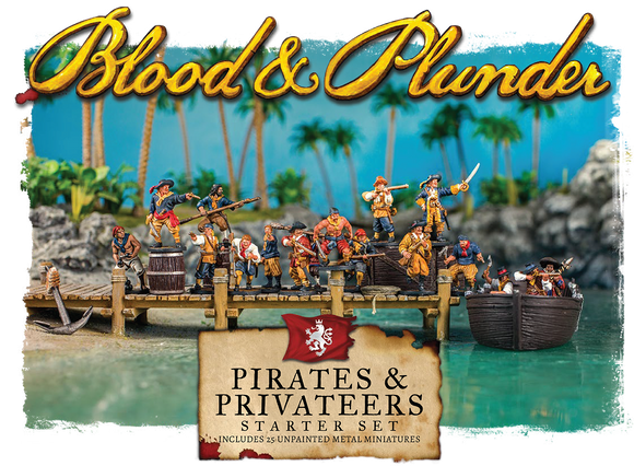 Pirates and Privateers Nationality Set - Game State Store