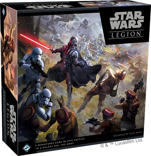 Star Wars Legion Core Set - Game State Store