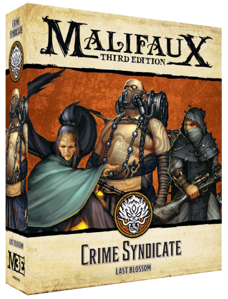 Crime Syndicate Wyrd - Game State Store
