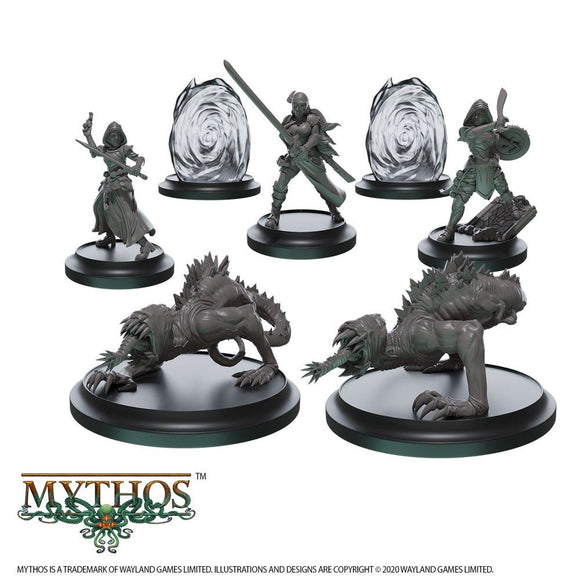 Mythos Silver Venators Faction Starter Set