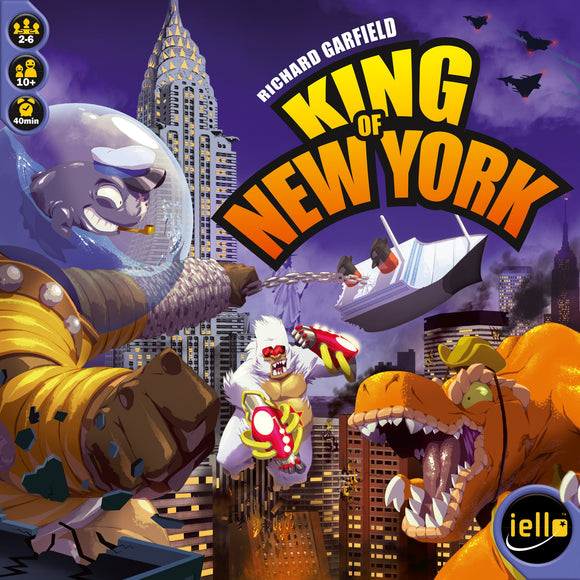 iello King of New York - Game State Store