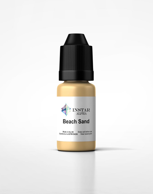 Instar Paint 20ml Alpha Beach Sand - Game State Store