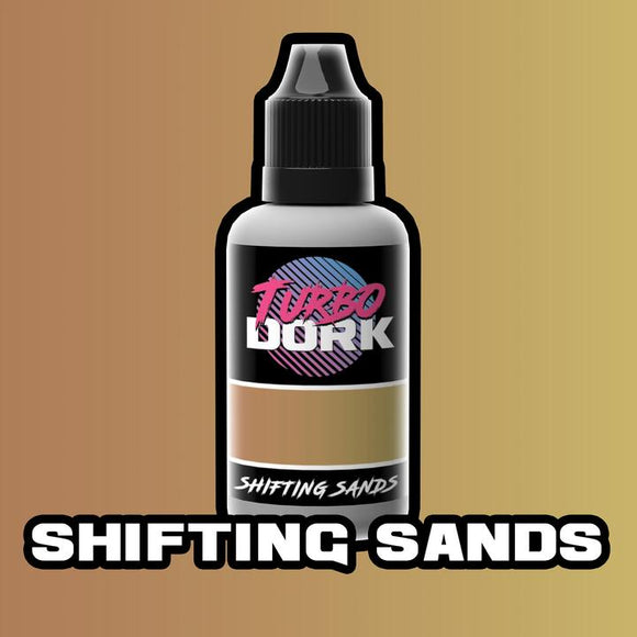 Turbo Dork Shifting Sands Colorshift Acrylic Paint 20ml Bottle - Game State Store