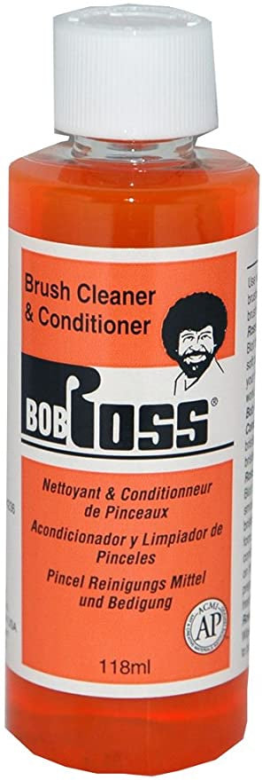 BOB ROSS BRUSH CONDITIONER 4OZ