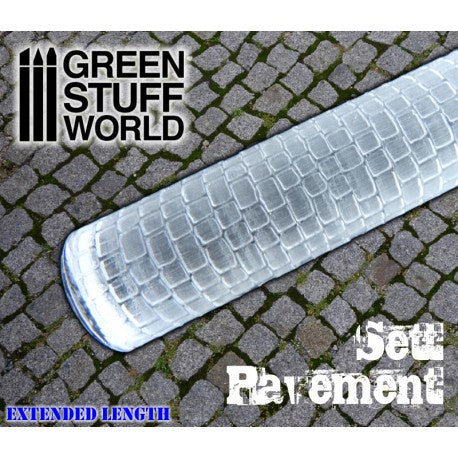 GSW - Rolling Pin Set Pavement