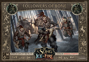 SIF: Free Folk Followers of Bone Unit Box (31st May Release) - Game State Store