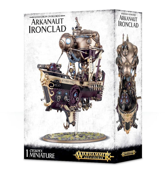 KHARADRON OVERLORDS ARKANAUT IRONCLAD - Game State Store