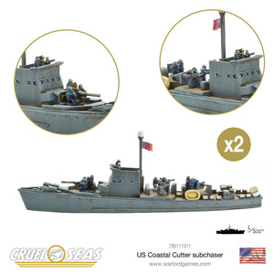 US Coastal Cutter Subchaser - Game State Store