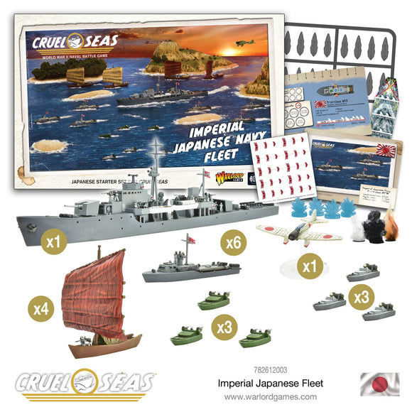 IJN Fleet - Game State Store