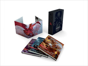 D&D Core Rulebooks Gift Set (Normal Edition) - Game State Store