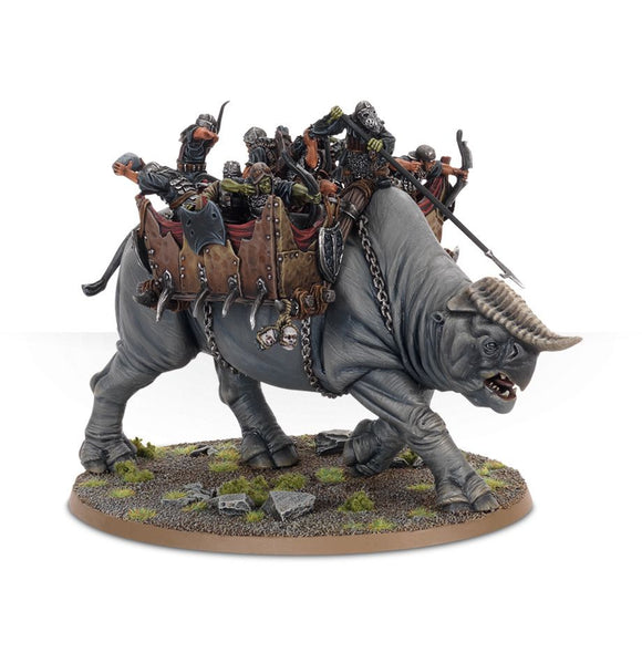 Web Order LOTR/ Hobbit Great Beast of Gorgoroth