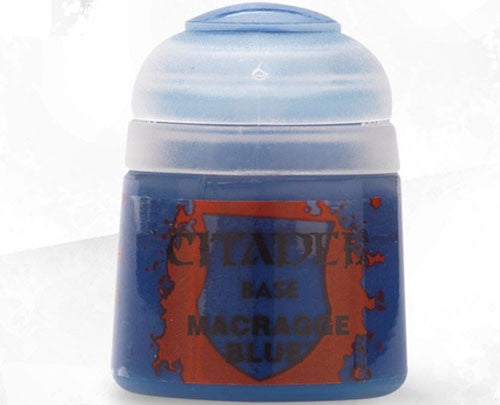 BASE: MACRAGGE BLUE (12ML) - Game State Store