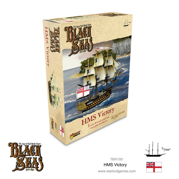 Black Seas HMS Victory - Game State Store