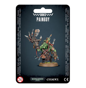 ORKS PAINBOY - Game State Store