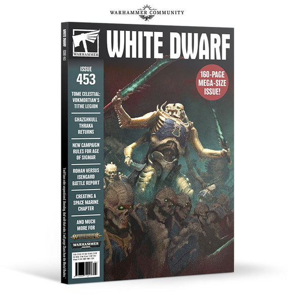 White Dwarf April 2020 - Game State Store