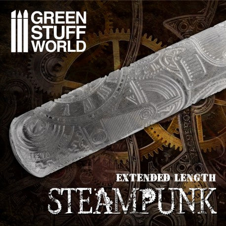 GSW Rolling Pin Steampunk