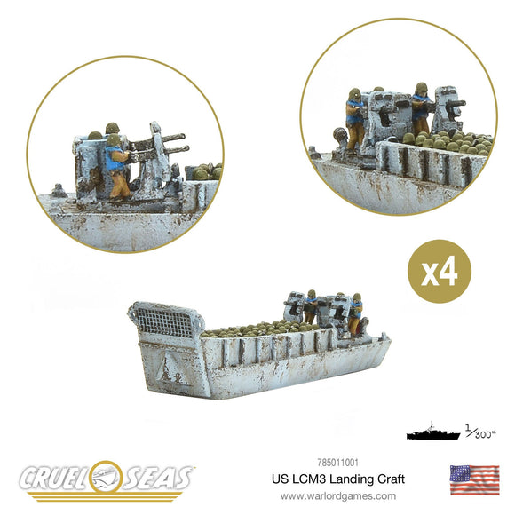 US LCM3 Landing Craft - Game State Store