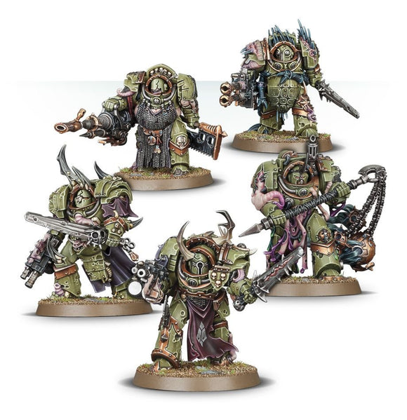 DEATH GUARD: BLIGHTLORD TERMINATORS (2020)