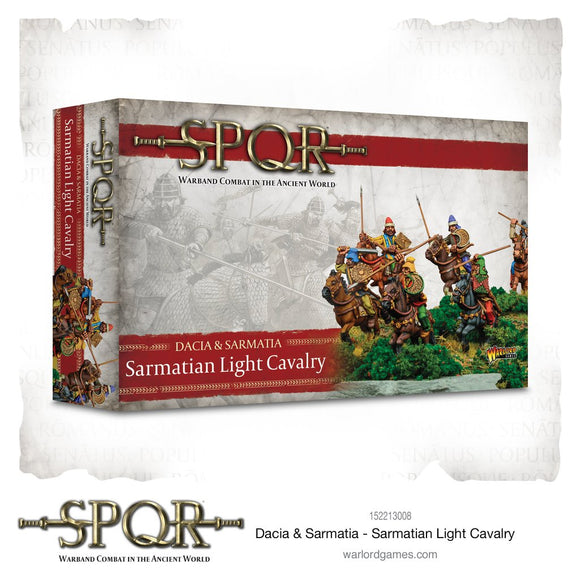 Sarmatian Light Cavalry - Game State Store