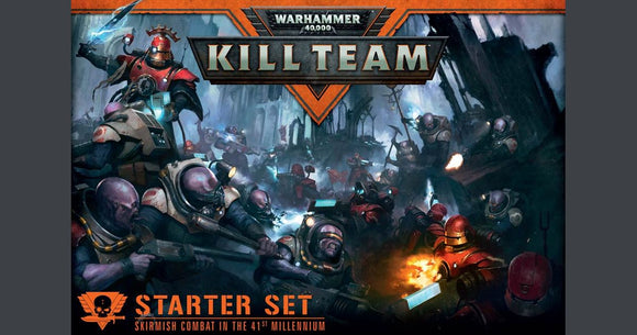 WH40K: KILL TEAM STARTER SET (ENGLISH) - Game State Store