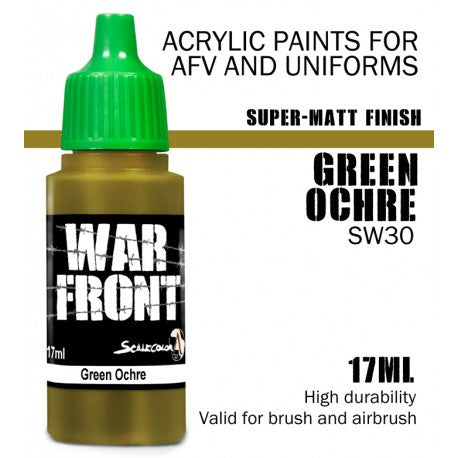 SW GREEN OCHRE 17 mL - Game State Store