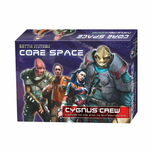 Core Space Cygnus Crew - Game State Store