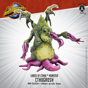 Monsterpocalypse, Cthugrosh: Lords of Cthul Monster (resin) - Game State Store