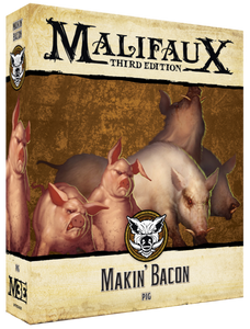 Makin Bacon - Game State Store