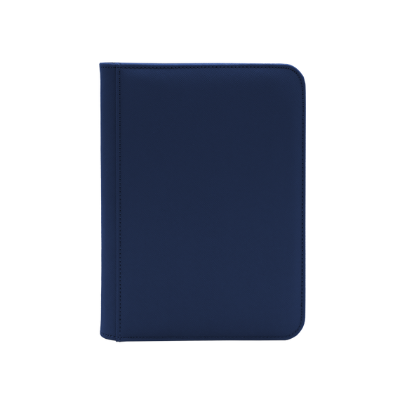 Dex Zipper Binder 4 - Blue