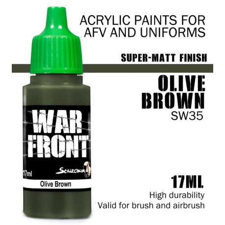 SW OLIVE BROWN 17 mL - Game State Store