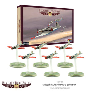 Mikoyan-Gurevich MiG-3 Squadron - Game State Store