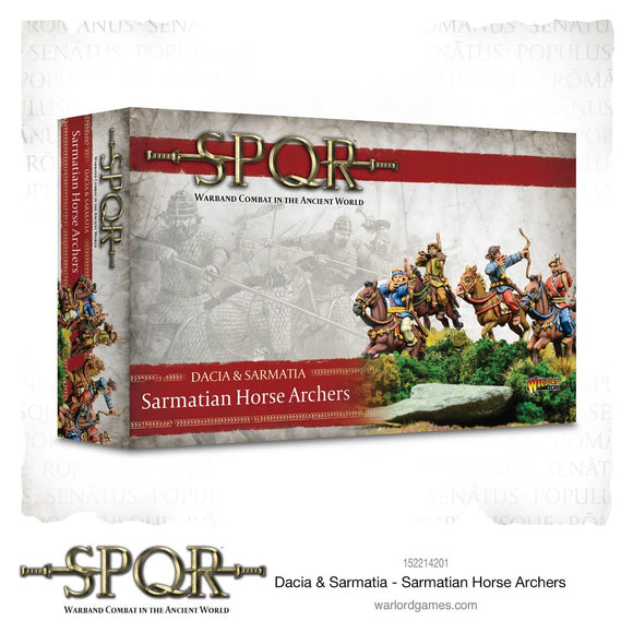 Sarmatian Horse Archers - Game State Store