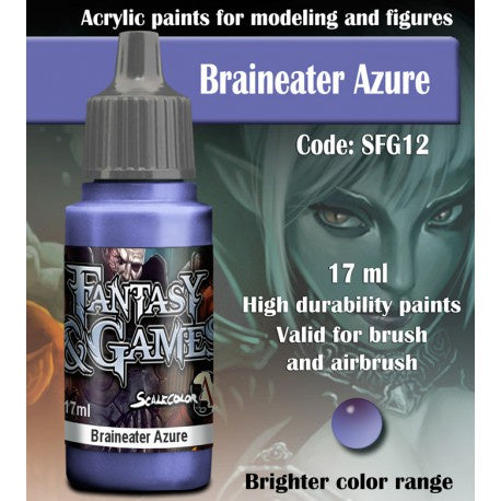 SFG BRAINEATER AZURE 17 mL - Game State Store