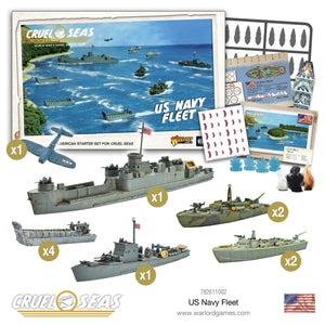 US Navy Fleet - Game State Store