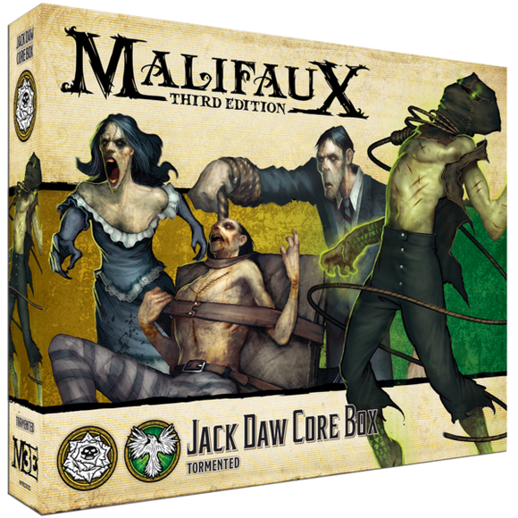 Jack Daw Core Box - M3e - Game State Store