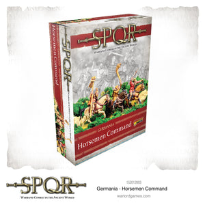 Germania Horsemen Command - Game State Store
